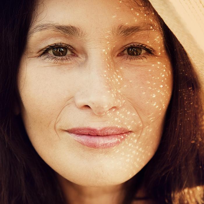 Gealterte Haut durch Pigmentierungen?