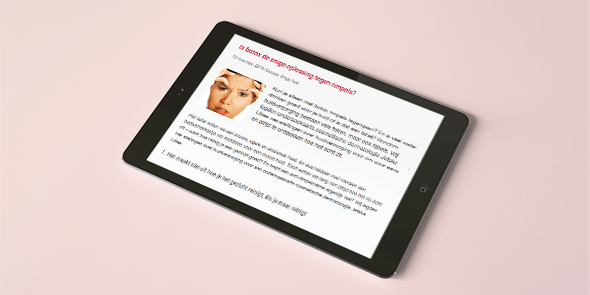 Hautpflege Mythen
