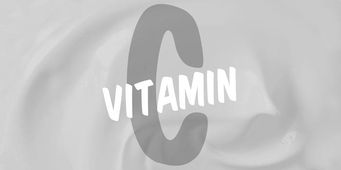 Vitamin C Haut