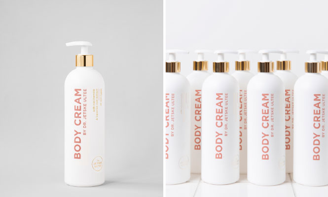 Bildmaterial Body Cream