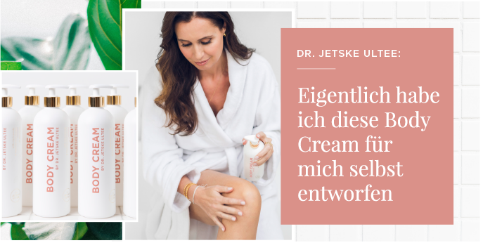 Body cream Dr. Jetske Ultee